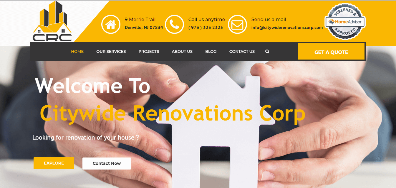 Citywide Renovation Corp